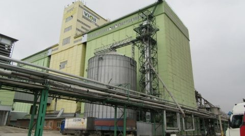 "CAPACITY UPGRADE FOR « VINNITSA MJK"" FACTORY"